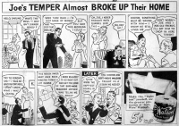 Joe s Temper original ad