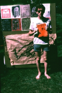 Squidism Revival Booth (1990)