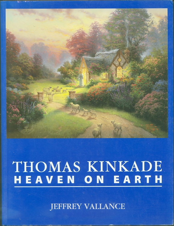 Thomas Kinkade - The Good Shepherd's Cottage (2001)